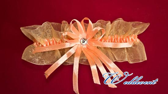 Подвязка невесты - Золото