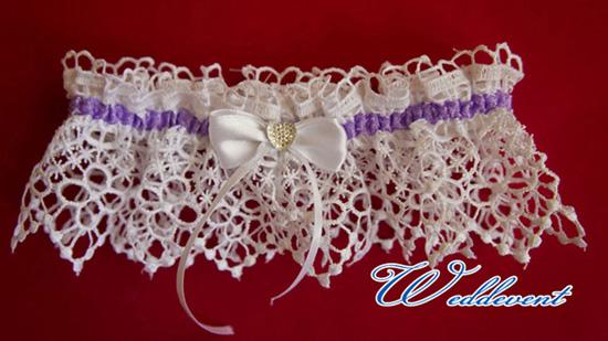 Подвязка невесты - Лилу