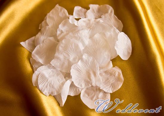 Лепестки искусственные «Белые»