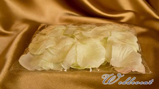 Лепестки роз «Салатовые»