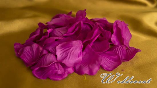 Лепестки роз «Фиолетовые»
