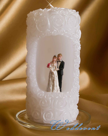 Свеча «Жених и невеста»