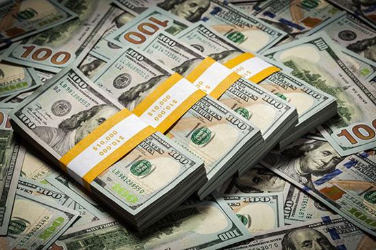 Деньги на выкуп пачка 100 Долларов